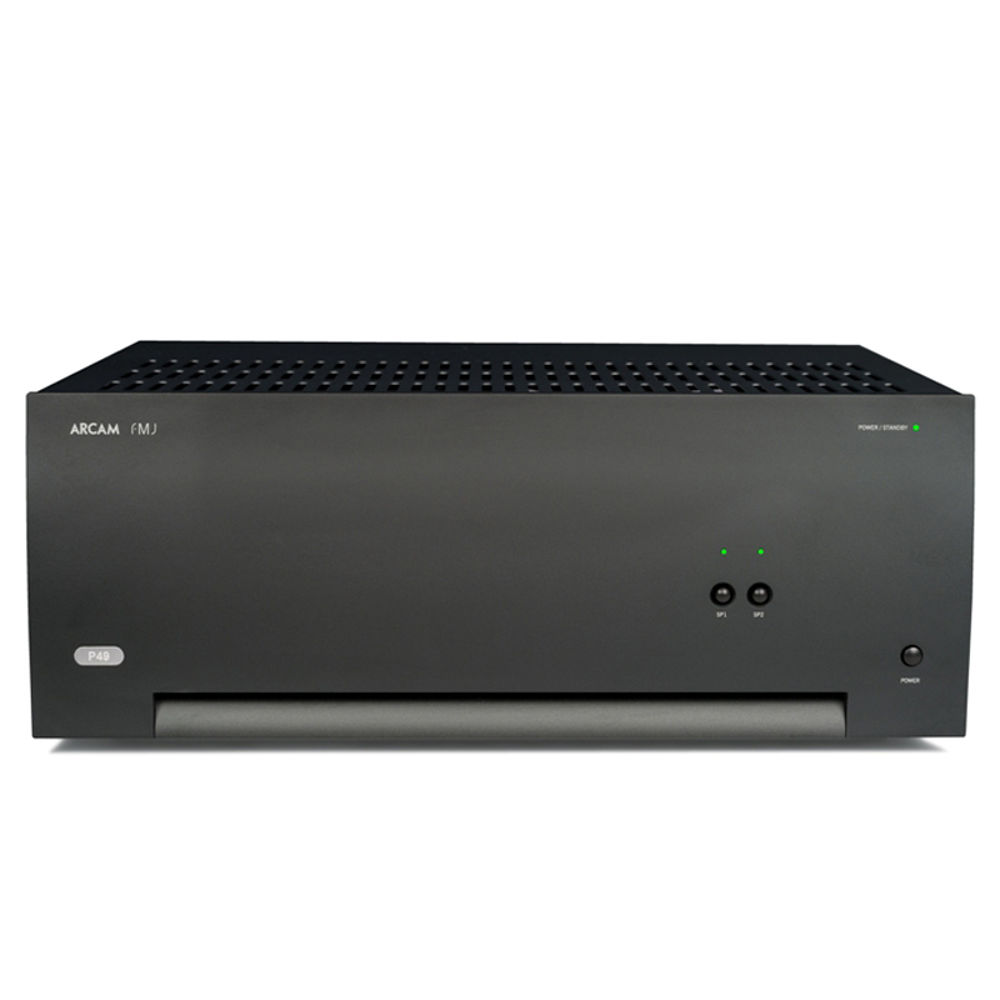 Arcam FMJ P49 Stereo Power Amplifier