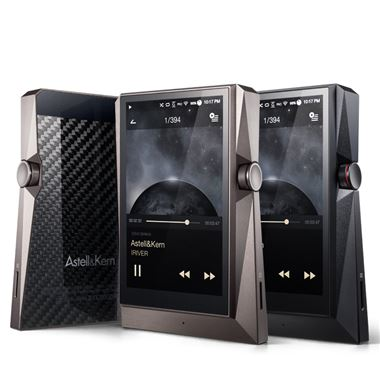 Astell & Kern AK380 256GB Portable Hi-Res Music Player