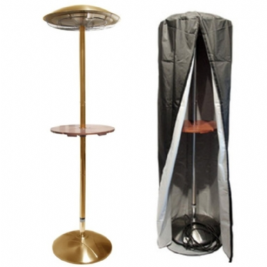 ChillChaser Artemis Electric Outdoor Patio Heater