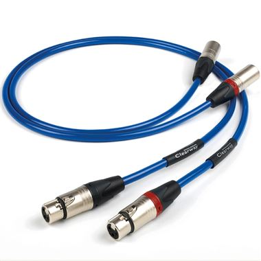 Chord Company Clearway Stereo XLR Cables