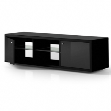 Just Racks JRA150 Black TV / AV Cabinet