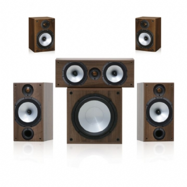 Monitor Audio Reference MR2-AV 5.1 Speaker Pack