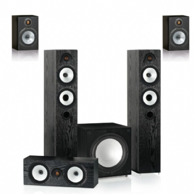 Monitor Audio Reference MR4-AV 5.1 Speaker Set