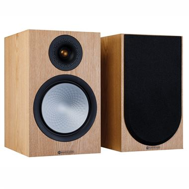 Monitor Audio Silver 100 Stand Mount Speakers
