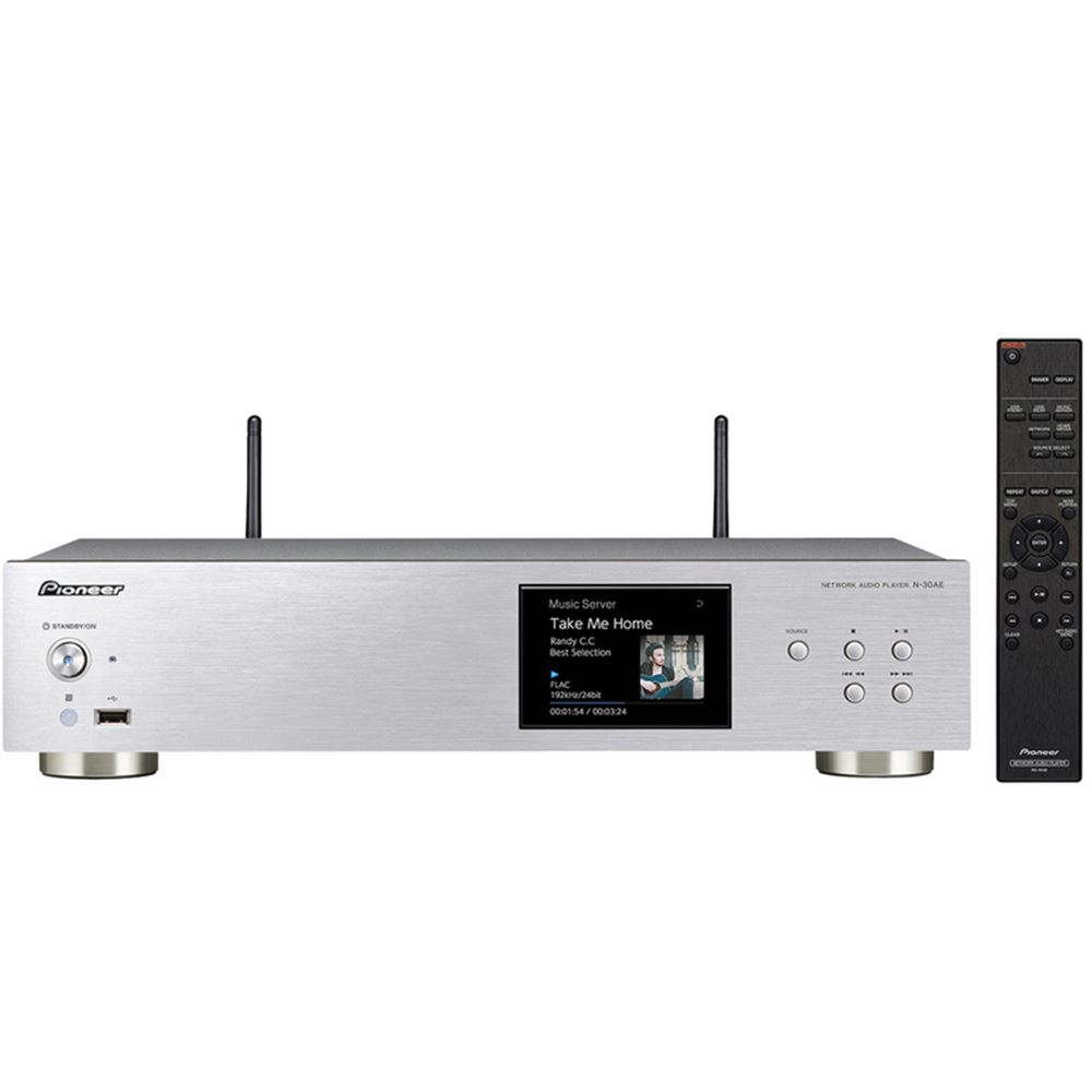 Pioneer N30AE Network Audio Player with Airplay