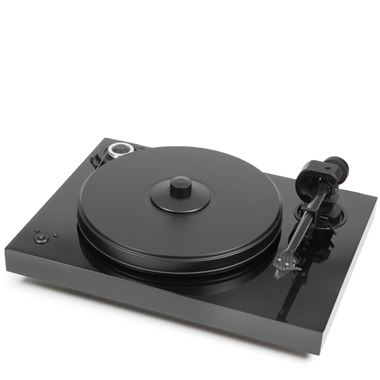 Project 2 Xperience SB DC Turntable inc Ortofon 2M Silver