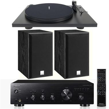 Project Primary Starter System with Marantz PM5005 and Monitor Audio MR1 Speakers
