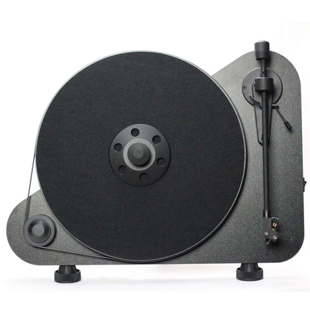 Project VTE Vertical Turntable Black