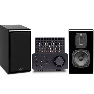 Quad VA-One Valve HiFi with S2 Speakers