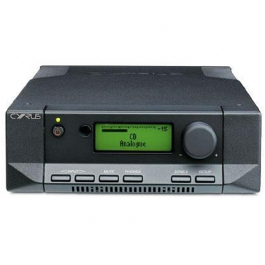 Cyrus 6 DAC digital amplifier - Factory Reprocessed