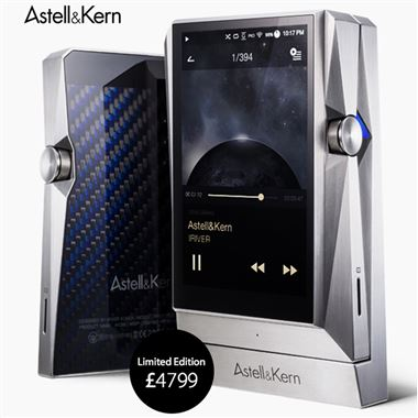 Astell & Kern Limited Edition AK380 HiRes Music Player with Amplifier
