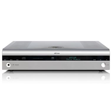 Arcam Solo Music All-In-One HiFi System with CD and Bluetooth (Manufacturer Refurbished)