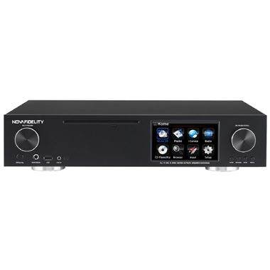 Ex Display NovaFidelity X30 2TB All-in-One Digital Music Centre and Network Streamer