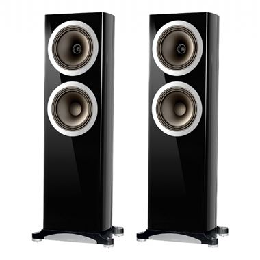 Ex Display Tannoy Definition DC10 Ti in Gloss Black