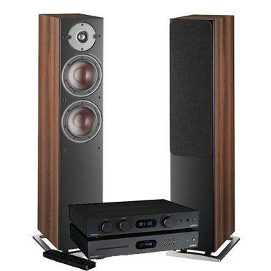 Audiolab 6000 Series with Dali Oberon 5 Speakers