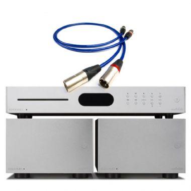 Audiolab 8300 CD / Pre / MB Power Amplifier Package