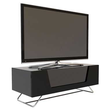 Alphason Alpha Chromium 2 TV / AV Cabinet