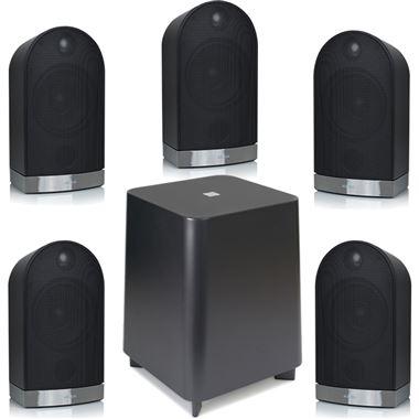 Arcam Muso 5.1 AV Home Cinema Speaker Pack