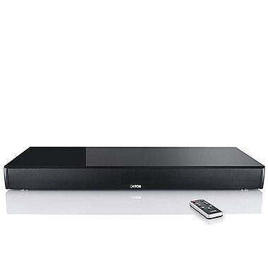 Canton DM75 Glass Top Digital Movie TV Sound Plinth