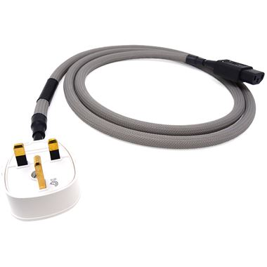 Chord Company Shawline Power Chord 1m 13A IEC Upgrade Mains Cable