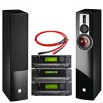Cyrus 8DAC Mk2 with CDi Stream X Signature and Dali Rubicon 5 Speakers