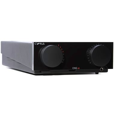 Cyrus One HD Integrated Amplifier with Bluetooth HD HiRes DAC