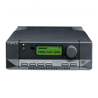 Cyrus Pre 2 DAC QXR Digital PreAmp with 32bit/768k DAC
