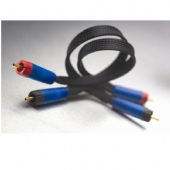 Cyrus RCA 1m Stereo Interconnect cable