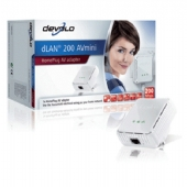Devolo dLAN 200 AV Series Mini Add On WiFi HomePlug
