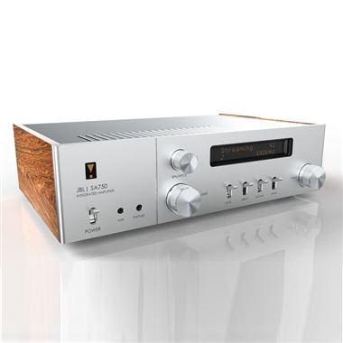 JBL SA750 Streaming Integrated Stereo Amplifier – Anniversary Edition