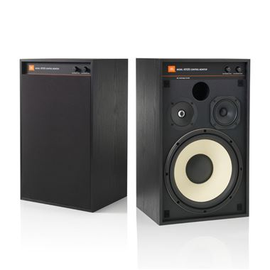 JBL 4312G Bookshelf Studio Monitor Speakers
