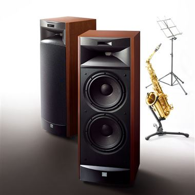 JBL S3900 3 Way Floorstanding Loudspeakers