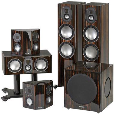 Monitor Audio Gold 5G 300AV Speaker Package