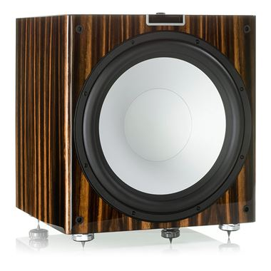 Monitor Audio Gold W15 Active Subwoofer in Luxury Piano Ebony
