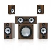 Monitor Audio Reference MR2-AV 5.1 Speaker Pack in Black Oak