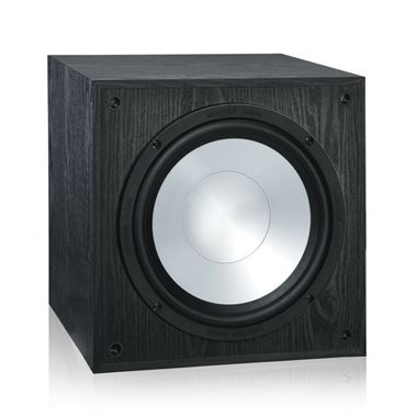 Monitor Audio - Monitor Reference MRW-10 Active Powered Subwoofer in Black