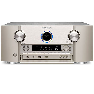 Marantz SR8012 11.2 Channel 4K Ultra HD AV Amplifier with HEOS