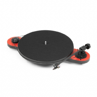 Pro-Ject Elemental Turntable including cartridge