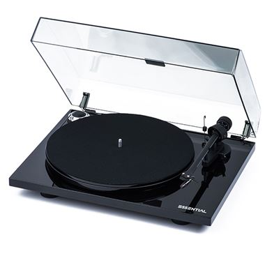 Pro-Ject Essential III BT Turntable with PreAmp, Bluetooth and Lid