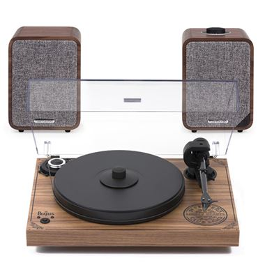Pro-Ject 2 Xperience SB Limited Edition Turntable with Ruark MR1 Active Speakers