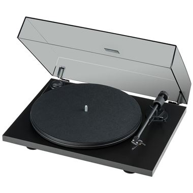Pro-Ject Primary E Turntable inc. Lid and Cartridge