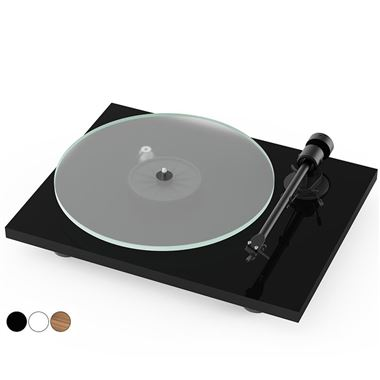 Pro-Ject Audio T1 Turntable includes Cartridge and Lid