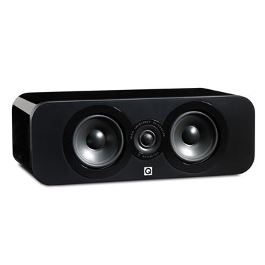 Q Acoustics 3090C Centre Speaker Luxury Version in Gloss Black
