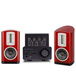 Quad VA-One Valve Bluetooth HiFi with Z1 speakers