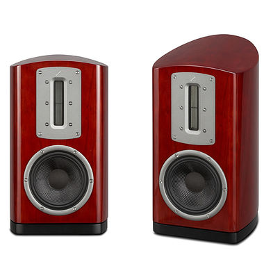 Quad Z-1 2 Way Standmount Speakers