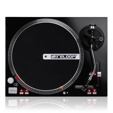 Reloop RP-4000M DJ Design Direct Drive Turntable