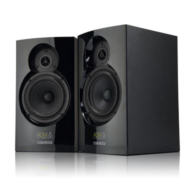 Reloop ADM-5 Active Monitor Speakers