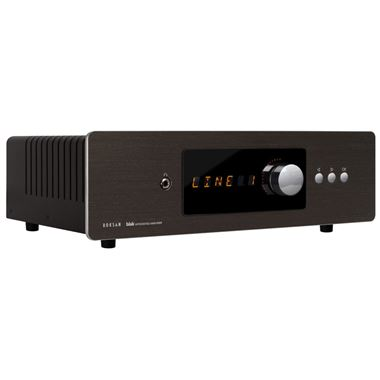 Roksan Blak Series Amplifier with USB DAC in Opium