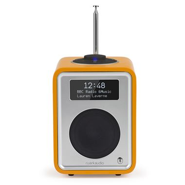 Ruark Audio R1 Mk3 2018 Limited Edition Burnt Saffron FM / DAB Radio