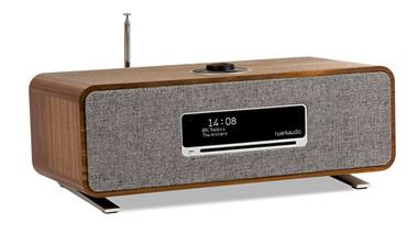 Ruark Audio R3 Integrated Wi-Fi Music System with CD FM & DAB radio